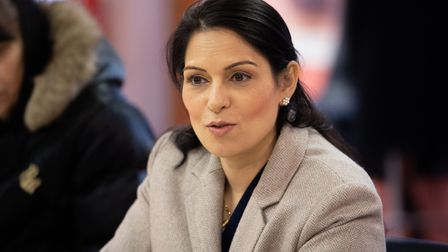 Home secretary and Witham MP Priti Patel has hit out at Colchester Borough Council over garden commu
