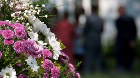 Funerals have been restricted by the coronavirus crisis and Suffolk celebrant Fiona Loader has spoke