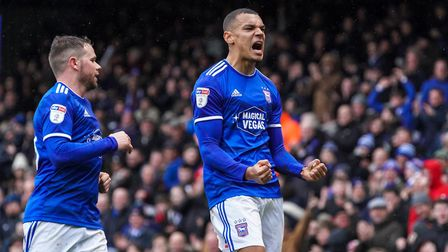 Kayden Jackson is on the radar of a string of Championship clubs. Picture Steve Waller www.steph