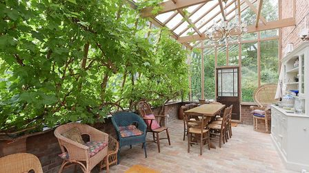 The Limes is being marketed for £675,000 by Clarke & Simpson. Picture: RUFUS OWEN/FULL ASPECT