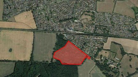 A judicial review has been launched by Thurston Parish Council after plans for 210 homes were given