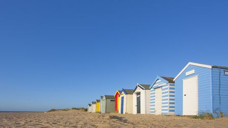 Live in Southwold? Why not head to the beach for a moment of calm Picture: Getty Images