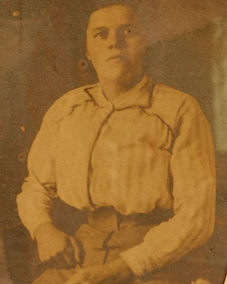 Harry Cole's mother Rosa sobbed as she received a telegram informign her he had been killed on the f