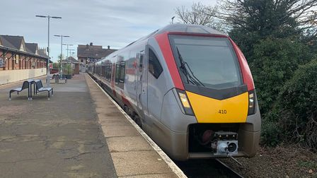 Greater Anglia has said trains have been cancelled today Picture: Archant