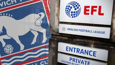 The EFL have delayed the return to training for League One clubs. Picture: PA