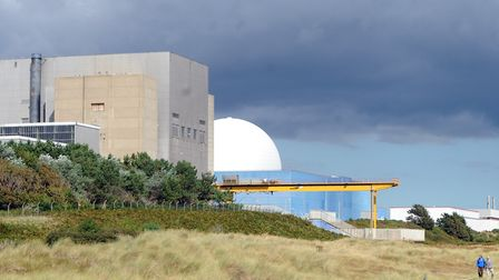 Sizewell A and Sizewell B nuclear power plants Picture: SU ANDERSON