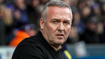 Paul Lambert's Ipswich Town are currently 10th in League One but could drop a place if the season is