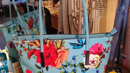 Maud's Attic sells accessories such as handbags and jewellery Picture: Robert Manning