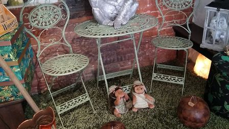 Just an example of some of the quirky wares that the Manning family has been selling over the past t