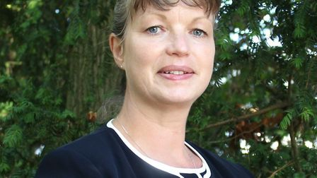 Louisa Pepper, chair of the medical ethics advisory group, set up as part of the West Suffolk NHS Fo