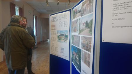 Pelham Structures held a consultation day at the Burness Parish Rooms in Melton in February 2019