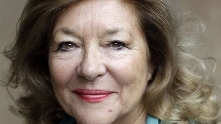 Carol Drinkwater who is taking part in an online interview as part of this year's Felixstowe Book Fe