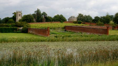 Ickworth Park and gardens are to be reopened by the National Trust next week. Picture: PAUL GEATER