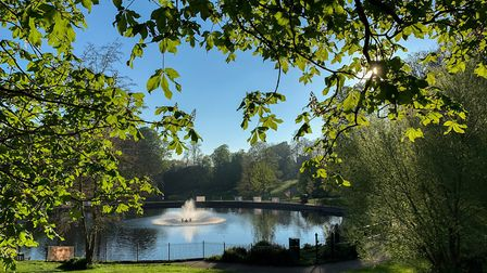 The Fields in Trust research shows that green spaces and parks such as Christchurch Park will be ove