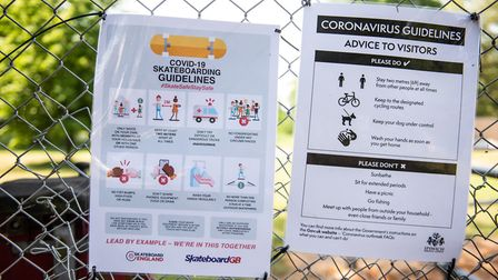 More people have died with coronavirus in Suffolk and north Essex Picture: SARAH LUCY BROWN