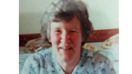 Rosemary Dickson, 78, was been reported missing from West Mersea Picture: ESSEX POLICE