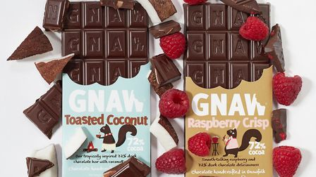 Gnaw chocolate. Picture: Keiron Tovell