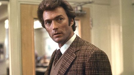 Clint Eastwood, star of Dirty Harry, celebrates his 90th birthday this weekend Picture: WARNER BRO