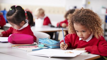 Schools reopen to some pupils on June 1 - but is it safe for children to return? Picture: GETTY IMAG