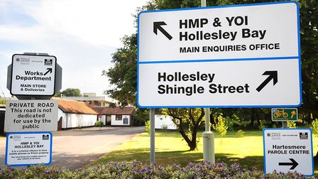 Hollesley Parish Council has now received information about sex offenders transferred to the prison