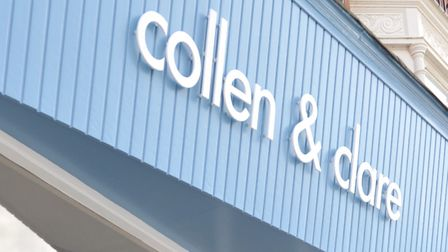 Collen and Clare will be closing its shops in Aldeburgh and Burnham Market as a result of coronaviru