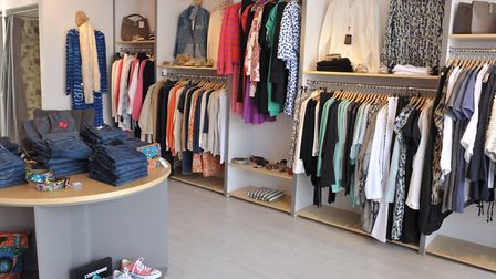 Suffolk fashion boutique Collen and Clare has made the difficult decision to close two of its three
