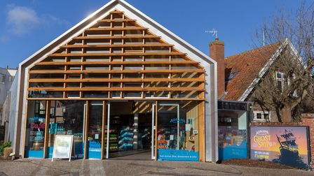 Adnams' Southwold store Picture: FOYERS PHOTOGRAPHY
