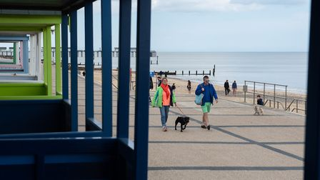 Places like Southwold are key for tourism in Suffolk Picture: SARAH LUCY BROWN