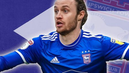 Will Keane is set to leave Ipswich Town at the end of June