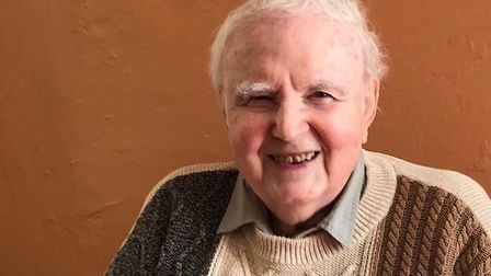 Dr Edward Cockayne, who was a GP in Woolpit for 33 years, has died aged 80 Picture: Supplied by fam