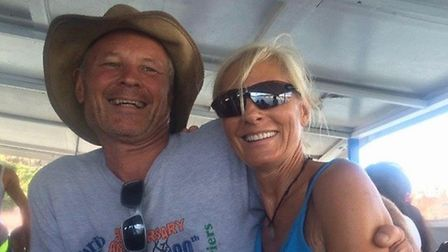 Fizzy and Jack Lillingston could be stuck in Colombia until September after all international flight