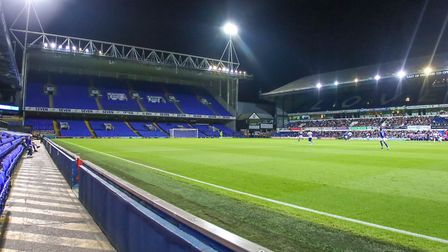 It remains to be seen when Ipswich Town will next play a game. Picture: Steve Waller www.steph