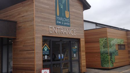 Marlows Home and Garden Centre, Bury St Edmunds. Picture: ARCHANT