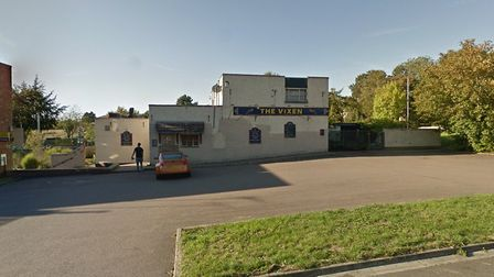 Four fire crews were called to the Vixen pub in Haverhill Picture: GOOGLE MAPS