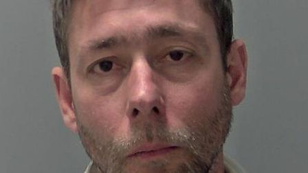David Heath was jailed for 17 months at Ipswich Crown Court Picture: SUFFOLK CONSTABULARY