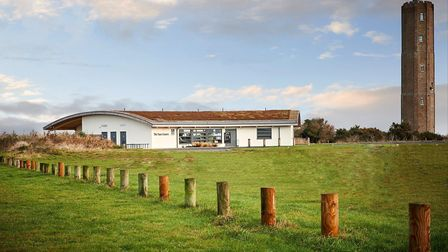 Essex Wildlife Trust's Naze Centre. The toilets at the nature reserve are currently closed due to th