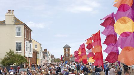 Aldeburgh Musicircus which is being revisited online as part this year's virtual Aldeburgh Festival