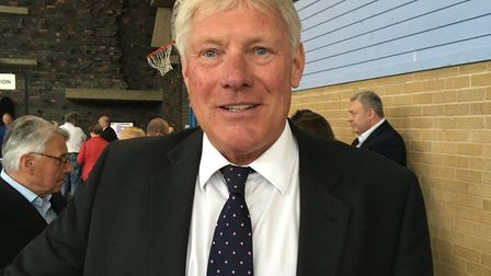 West Suffolk Council leader John Griffiths said gyms and leisure would be an integral part of people