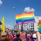 Organisers of the 2020 Suffolk Pride hope people will dress up colourfully for the virtual parade. P
