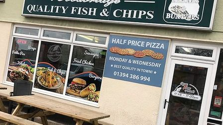 You don't need to be beside the sea to enjoy some excellent fish and chips