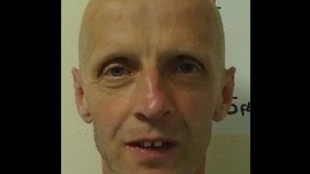 Scott Chandler walked out of Hollesley Bay prison between roll calls Picture: SUFFOLK CONSTABULARY