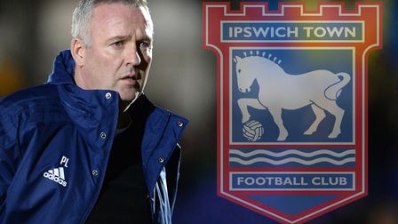 Paul Lambert's Ipswich Town have finished 11th in League One. Picture: PAGEPIX