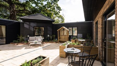 'Riverdale Care Home offers a safe environment for its residents.' Image: Westgate Healthcare