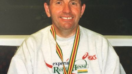 Wayne ran four London Marathons and was a keen sportsman, playing five-a-side football with students