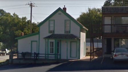 These days Poker Alice's former home is part of a hotel Picture: GOOGLE MAPS