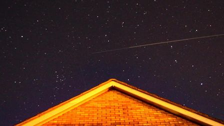 Keep your eyes on the skies in June to see some incredible astronomical events. (Stock photo of Apri