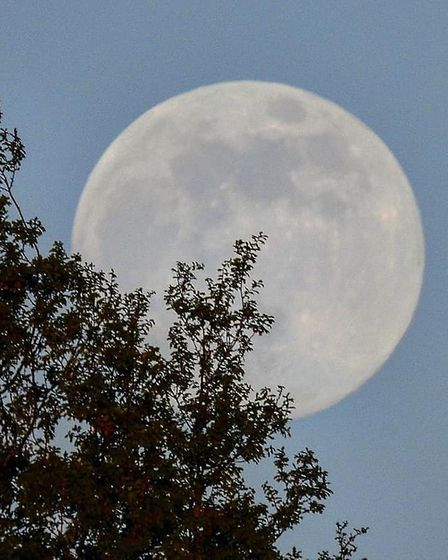 Supermoons like the FLower Moon are larger and brighter than other moons as they are closer to the e
