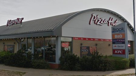 A drive-thru coffee shop could be joining KFC, B&Q and Pizza Hut at Brook Retail Park in Clacton Pic