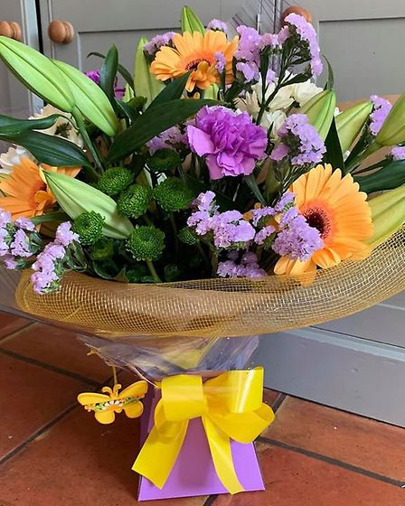 Why not brighten up a key worker's day by nominating them for a free bouquet of flowers from Victori