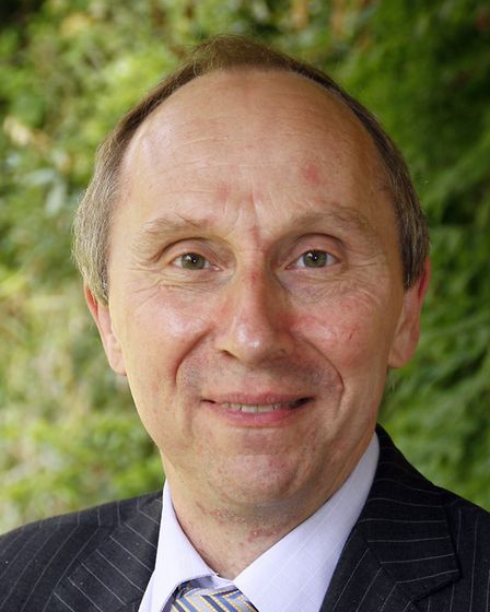 John Ward, Babergh District Council Conservative leader, said the plans would go back to the drawing